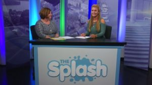 """The Splash"" Exclusive Interview: Kelly Hyer"