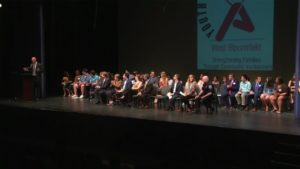 2018 West Bloomfield Youth Assistance Youth Recognition Awards